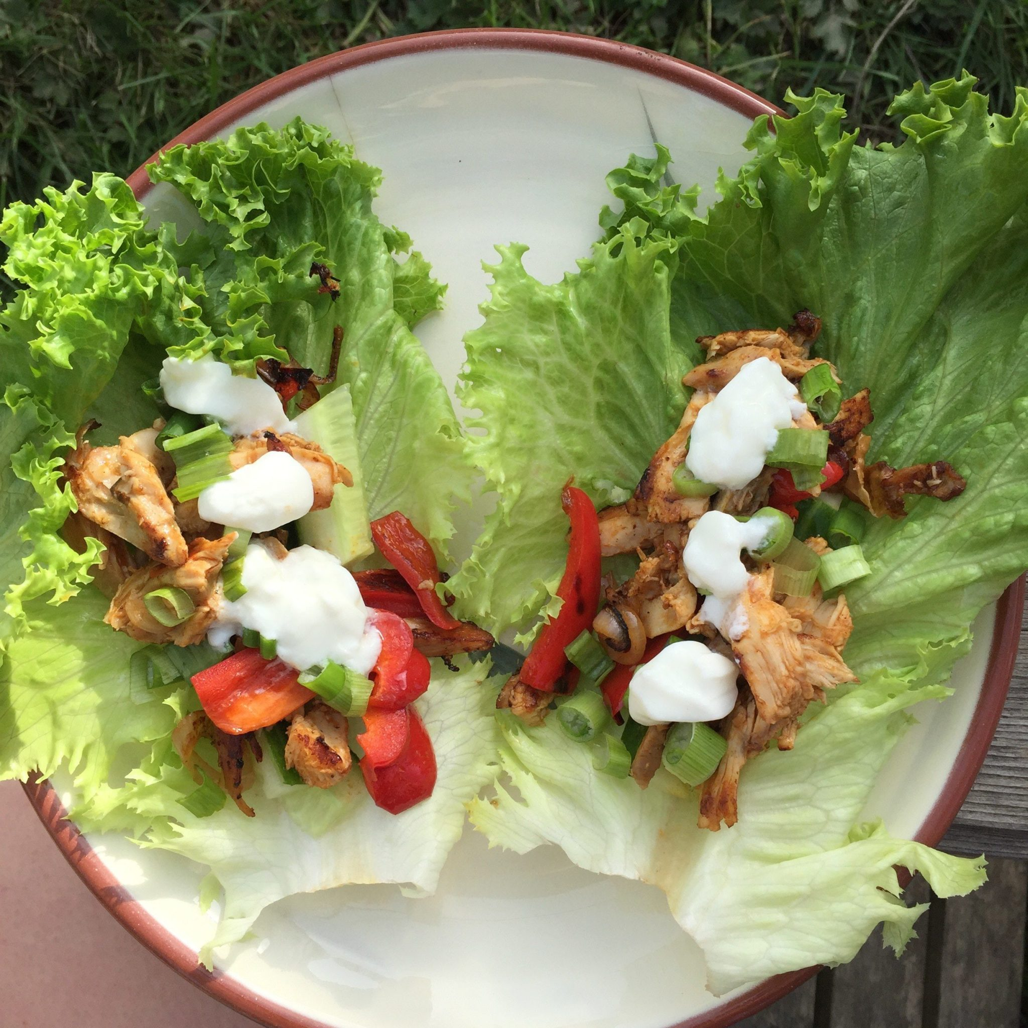 Delicious Low Carb Dinner Ideas Taco Salad Lettuce Tacos